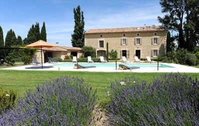 The Mas Molière, a provencal house full of character
