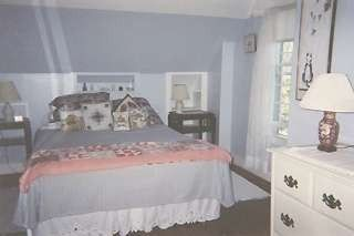 Yarmouth townhome photo - Upstairs Bedroom
