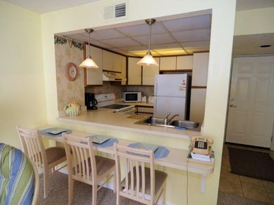North Topsail Beach condo rental - Kitchen