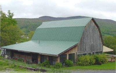 Canaan Valley cabin rental - Golden Anchor Restaurant - Fine Dining within Walking Distance.