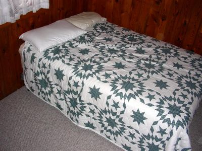 Houghton Lake cottage rental - Bedroom