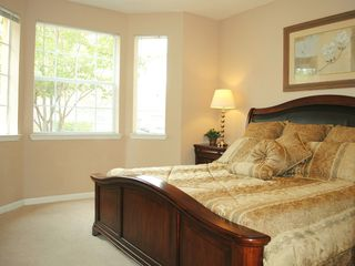 Terrace Ridge condo photo - Master bedroom en suite with walk in wardrobe and cable TV. Quality assured.
