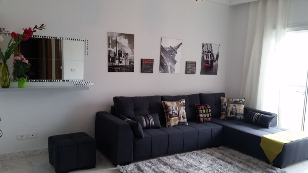 Appartement 1 chambre - Tunis - appartement