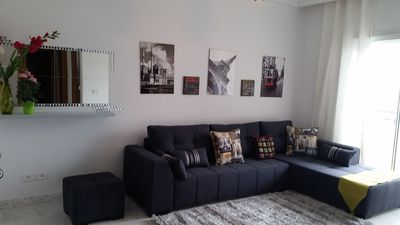 High Standing apartment in the new upscale Tunis