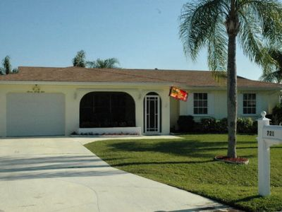 Centrally located Port St Lucie neighborhood