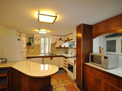Jerusalem area house rental - Kitchen