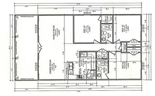 New Braunfels condo photo - floor plan