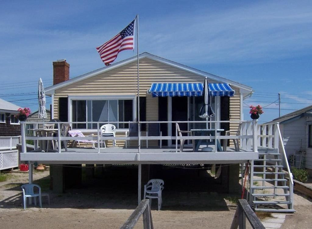 Oceanfront Cottage On Your Own Private Beach Vrbo