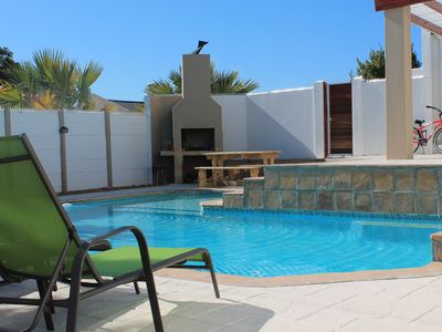 Beautiful Guest House with big Pool, close to the Beach and Restaurants
