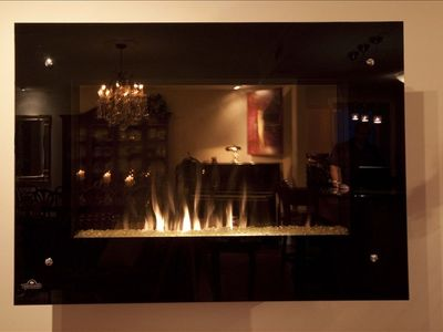 Ambiance Electric Fireplace