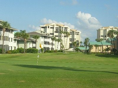 Hutchinson Island condo rental - 9 Hole, Par 3 Golf Course which is Free to Renters most of the year