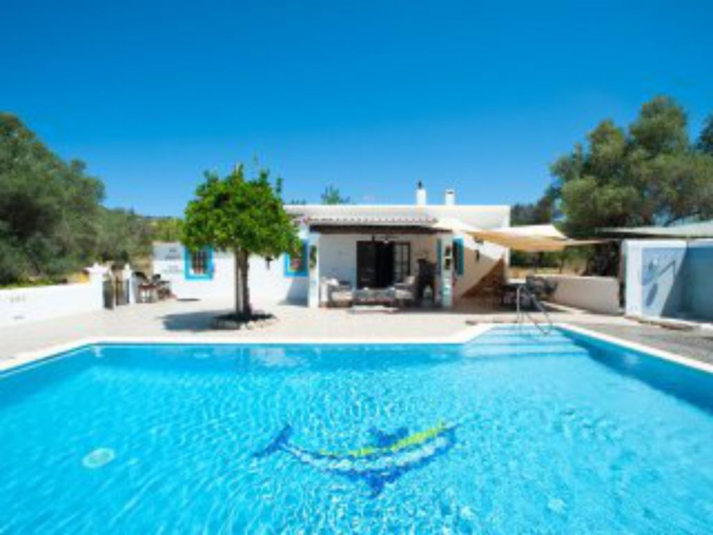 holiday villa in Ibiza with pool 10x5 in Ibiza up to ... - 1190413