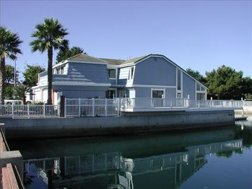 Oxnard house rental - Water side Mandalay Bay Beach Oxnard Channel Island Harbor House Rental