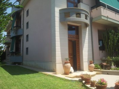 Elegant Apartment 150 mt from the sea. (Holiday House Gwendolyn)