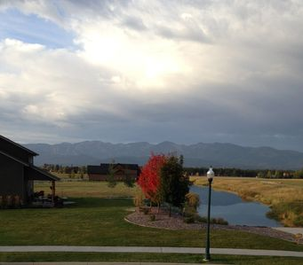 Autumn View - This condo has one of the best views in the entire complex!
