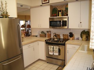 Poipu condo photo - Kitchen, with all new appliances