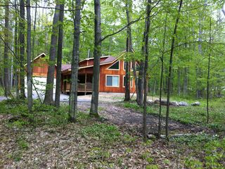 Bellaire / Shanty Creek chalet photo - chalet exterior