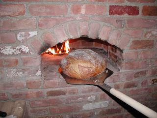 Gayhead - Aquinnah house photo - Wood-fired Bread and Pizza Oven