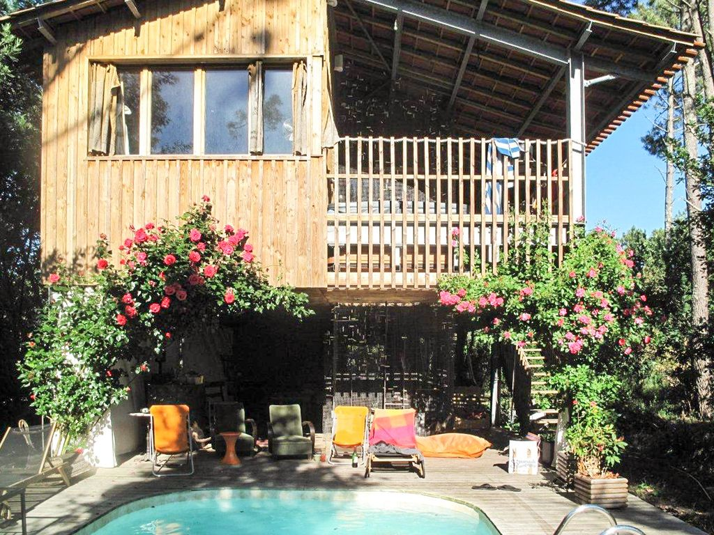 Peaceful house, 170 square meters , Le Canon
