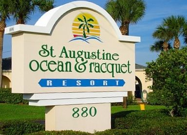 "Voted ""Best of St. Augustine-2008"""