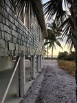 Remodeled 2/2 beach front cottage with great views