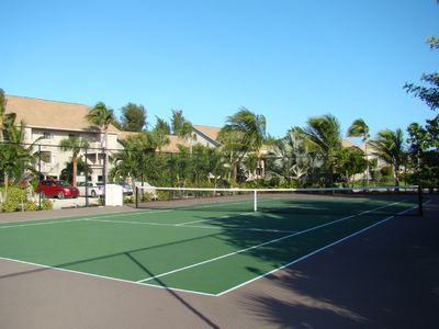 Captiva Island cottage rental - Private Beach Cottage Tennis Court