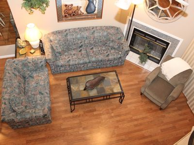 NEWER LAMINATE FLOORING AND TAN CARPET UPDATES!