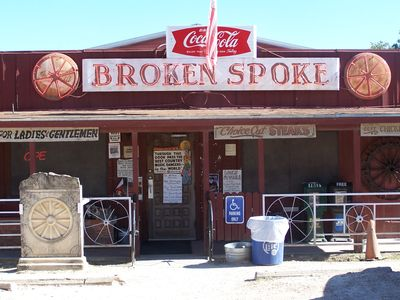 Kick up your heels at the Broken Spoke