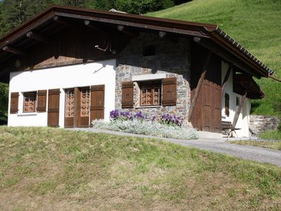 Chalet for 8 to 10 people