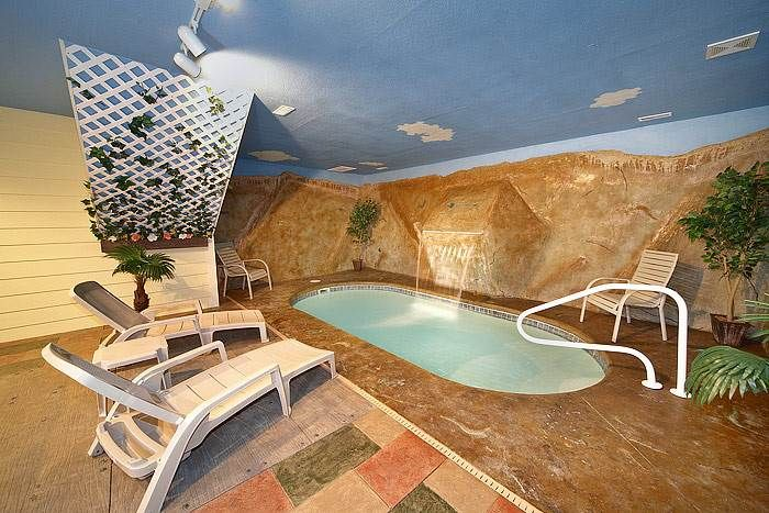 Private Indoor Pool/Waterfall/Amazing...