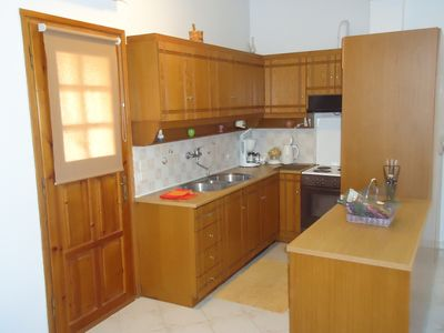 Kitchen-3 room apartment