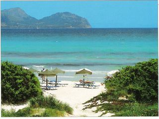 Alcudia beach - Playa de Muro