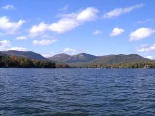Lake Toxaway cottage photo - Mountains