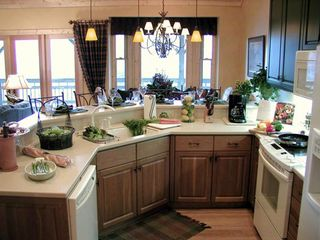 Highlands house photo - Gourmet chefs love our very well-equipped Kitchen