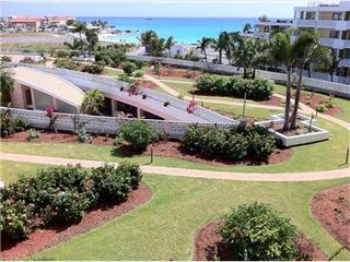 Marigot condo photo - Ocean and Garden Views