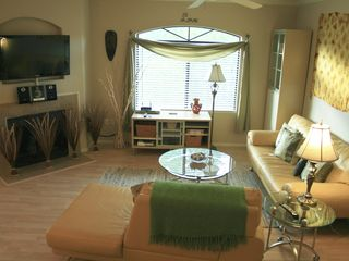 Scottsdale condo photo - Living Room with HDTV