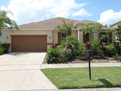 Beautiful 3 Bd/2 Ba Home In Golf Community Located 20 Min From Disney/Universal