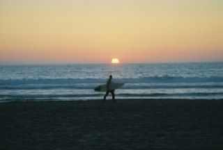 Mission Beach condo photo - Have you seen a green flash?