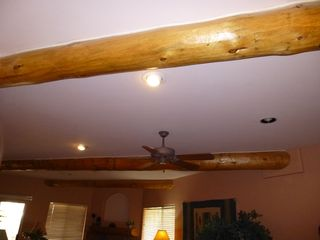 Scottsdale North house photo - Ceiling with Wood Vegas