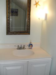 Hyannis - Hyannisport house photo - Remodeled Half Bath