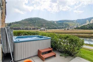 Mountain Ranch condo photo - Hot Tub