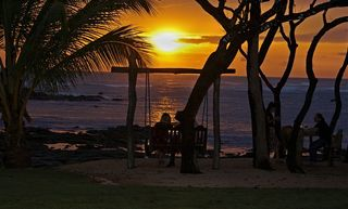 Playa Avellana house photo - Breathtaking sunset
