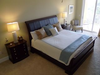 Very Large Master Bedroom - Santa Rosa Beach condo vacation rental photo