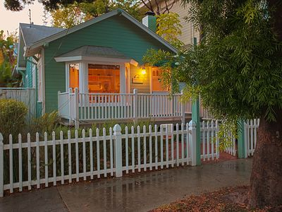 Charming Santa Barbara Beach Bunny Cottage. Cozy, comfortable & spotlessly clean