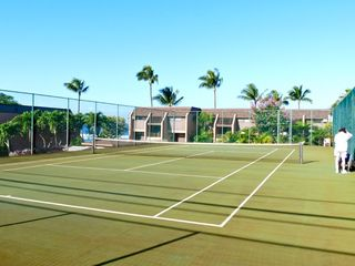Lahaina condo photo - Our own regulation tennis court