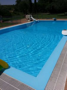 5 stars villa with swimming pool tennis court and football pitch