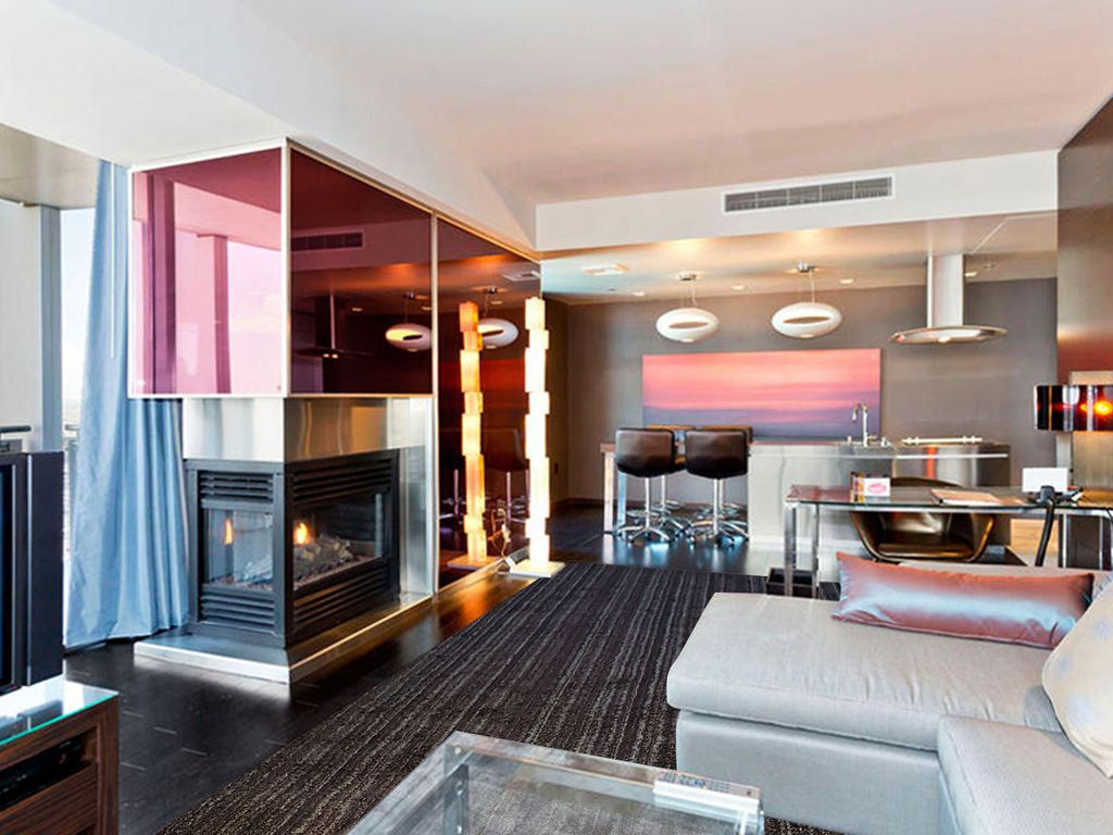 Palms Place One Bedroom Suite Palms Place One Bedroom 15 Bath 1220 Sq Ft Luxury Suite Not A