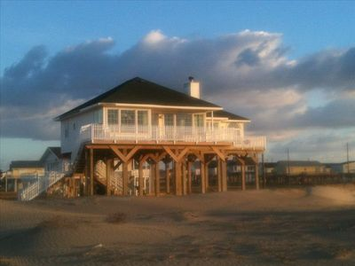 Galveston house rental - Have you stayed on the beach lately?