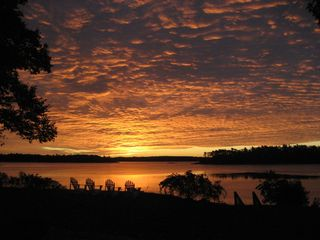 Freeport house photo - Another spectacular sunrise!!