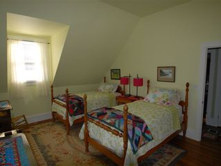 Deer Isle - Stonington house photo - Bedroom #2 - two single beds